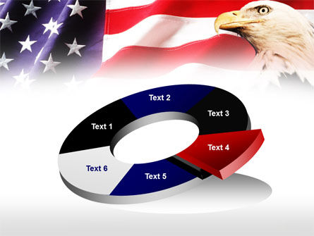 American Bald Eagle PowerPoint Template Slide 19