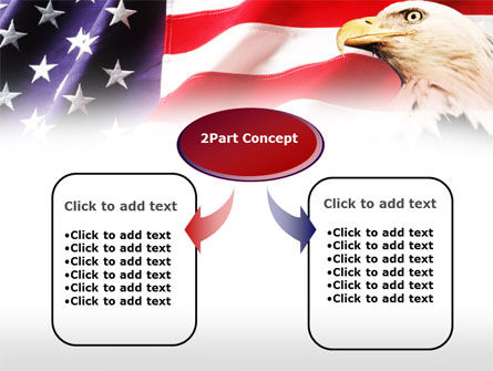 American Bald Eagle PowerPoint Template Slide 4