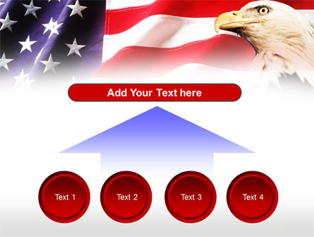 American Bald Eagle PowerPoint Template Slide 8