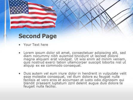 American City PowerPoint Template Slide 2