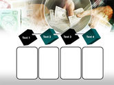 Payments In Cash PowerPoint Template#18