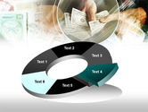Payments In Cash PowerPoint Template#19