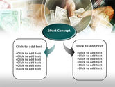 Payments In Cash PowerPoint Template#4