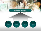 Payments In Cash PowerPoint Template#8