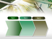 Business Financial Theme PowerPoint Template#16