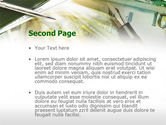 Business Financial Theme PowerPoint Template#2