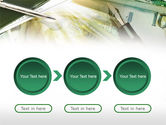 Business Financial Theme PowerPoint Template#5