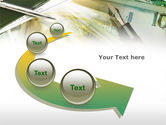 Business Financial Theme PowerPoint Template#6