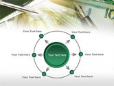 Business Financial Theme PowerPoint Template#7
