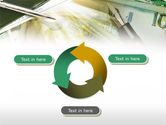 Business Financial Theme PowerPoint Template#9