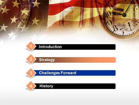 American History PowerPoint Template, Slide 3, 00578, Financial/Accounting — PoweredTemplate.com