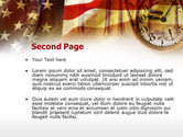 American History PowerPoint Template#2