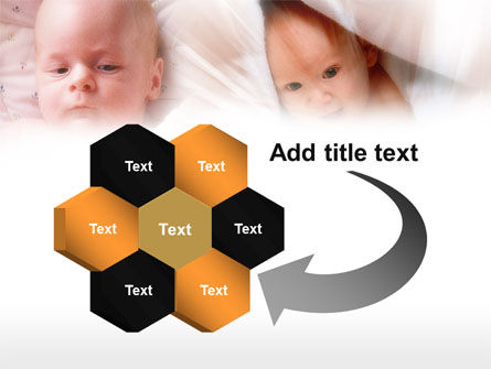 Infant PowerPoint Template Slide 11