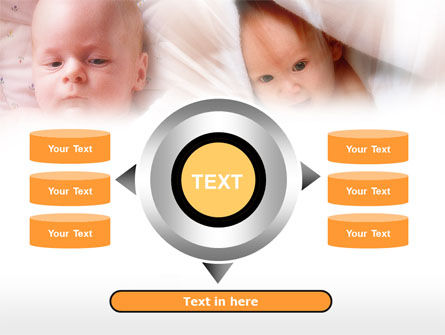 Infant PowerPoint Template Slide 12
