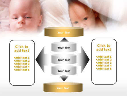 Infant PowerPoint Template Slide 13