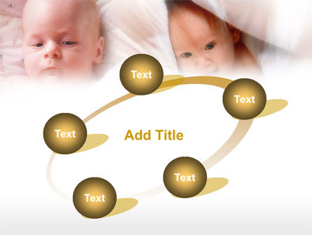 Infant PowerPoint Template Slide 14