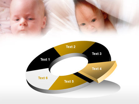 Infant PowerPoint Template Slide 19