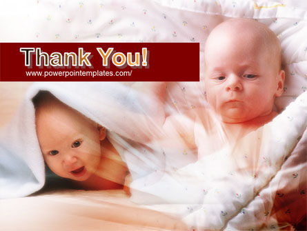 Infant PowerPoint Template Slide 20