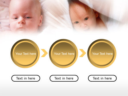 Infant PowerPoint Template Slide 5
