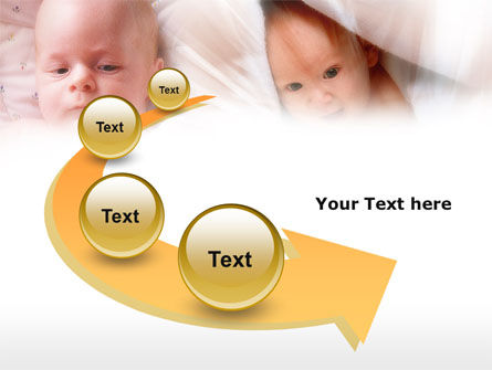 Infant PowerPoint Template Slide 6