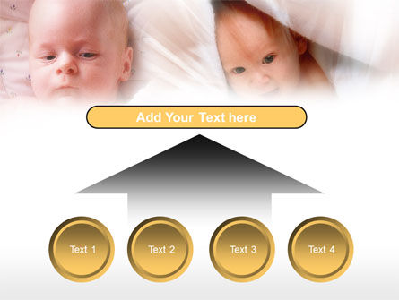 Infant PowerPoint Template Slide 8