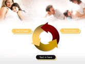 Pregnant Mother PowerPoint Template#9
