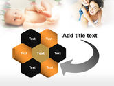 Caring for Baby PowerPoint Template#11