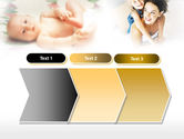 Caring for Baby PowerPoint Template#16
