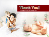 Caring for Baby PowerPoint Template#20