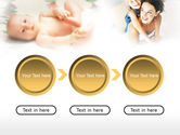 Caring for Baby PowerPoint Template#5