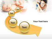 Caring for Baby PowerPoint Template#6