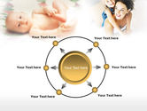 Caring for Baby PowerPoint Template#7