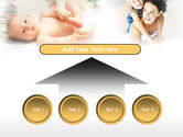 Caring for Baby PowerPoint Template#8