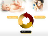 Caring for Baby PowerPoint Template#9