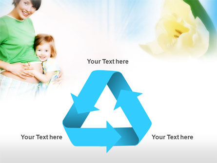 Waiting for Baby PowerPoint Template Slide 10