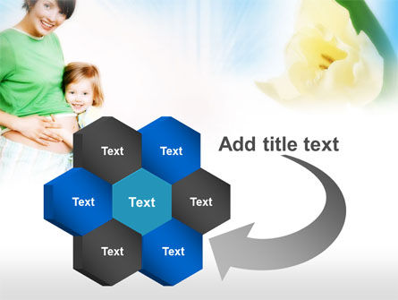 Waiting for Baby PowerPoint Template Slide 11
