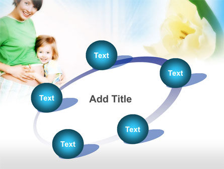 Waiting for Baby PowerPoint Template Slide 14