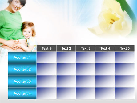 Waiting for Baby PowerPoint Template Slide 15