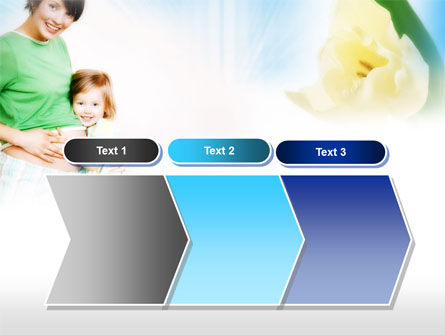 Waiting for Baby PowerPoint Template Slide 16