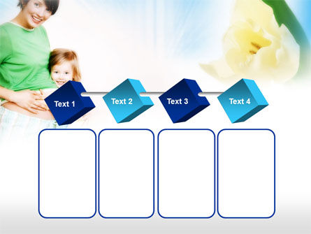Waiting for Baby PowerPoint Template Slide 18