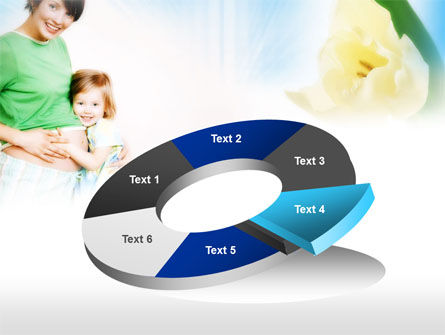 Waiting for Baby PowerPoint Template Slide 19
