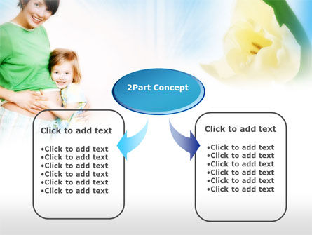 Waiting for Baby PowerPoint Template Slide 4