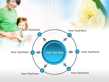 Waiting for Baby PowerPoint Template Slide 7