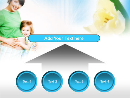 Waiting for Baby PowerPoint Template Slide 8