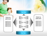 Waiting for Baby PowerPoint Template#13