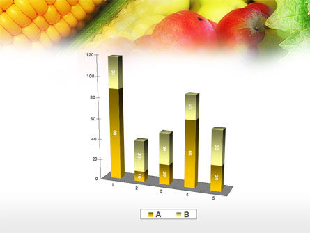 Corn and Apples PowerPoint Template Slide 17