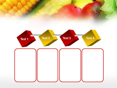 Corn and Apples PowerPoint Template Slide 18