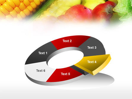 Corn and Apples PowerPoint Template Slide 19