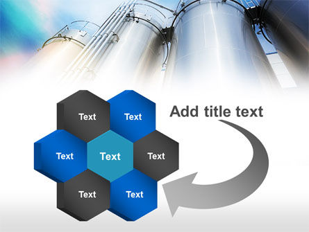 Oil Tank PowerPoint Template Slide 11