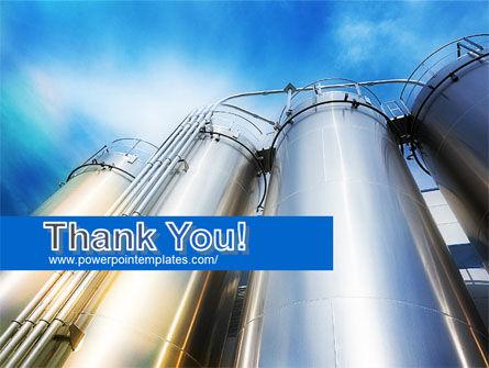 Oil Tank PowerPoint Template Slide 20